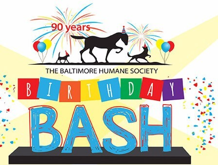 The Baltimore Humane Society Turned 90!